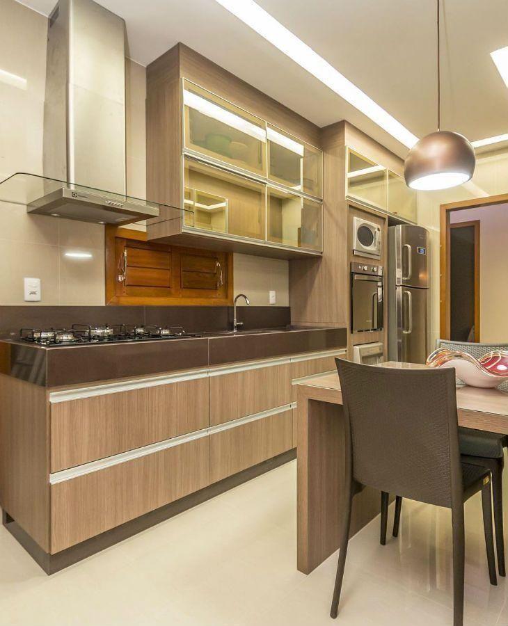 Pin em apartamento-cozinha