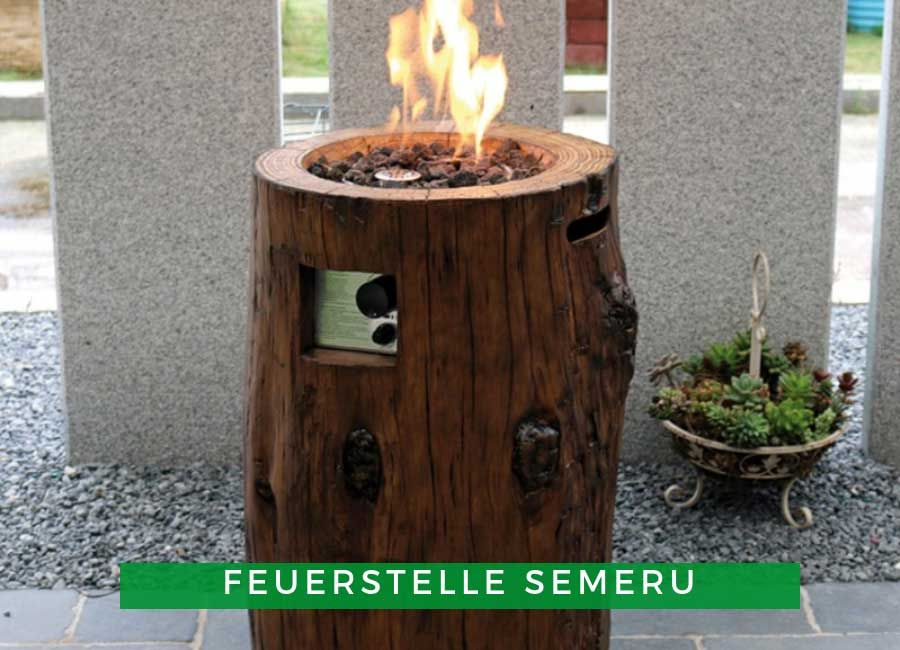Gas Feuerstelle Semeru Feuerstelle Gas Feuerstelle Feuerstelle Garten