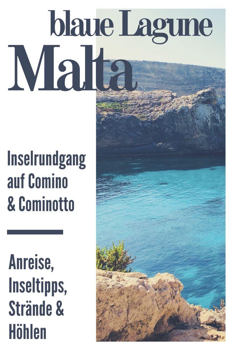 Blaue Lagune von Malta Tipps für Comino ⋆ a nomad abroad   Malta ...