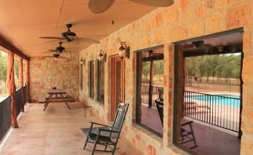 Bunker Cove Is A 4 Bath Cabin With Pool In Concan Texas Only Miles From The Frio River 1 Mile House Pasture Restaurant