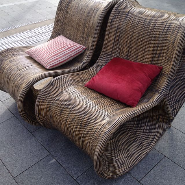 Unique Outdoor Chairs | In The Garden Alone... | Pinterest .