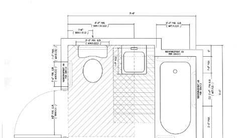 Pleasing Ada Compliant Bathroom Floor Plan Find Ada Bathroom Requirements Largest Home Design Picture Inspirations Pitcheantrous