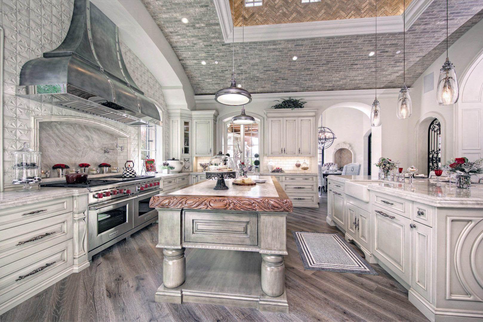 Best Luxury Kitchen Design Ideas We'd Copy If Money Were No 400 x 300