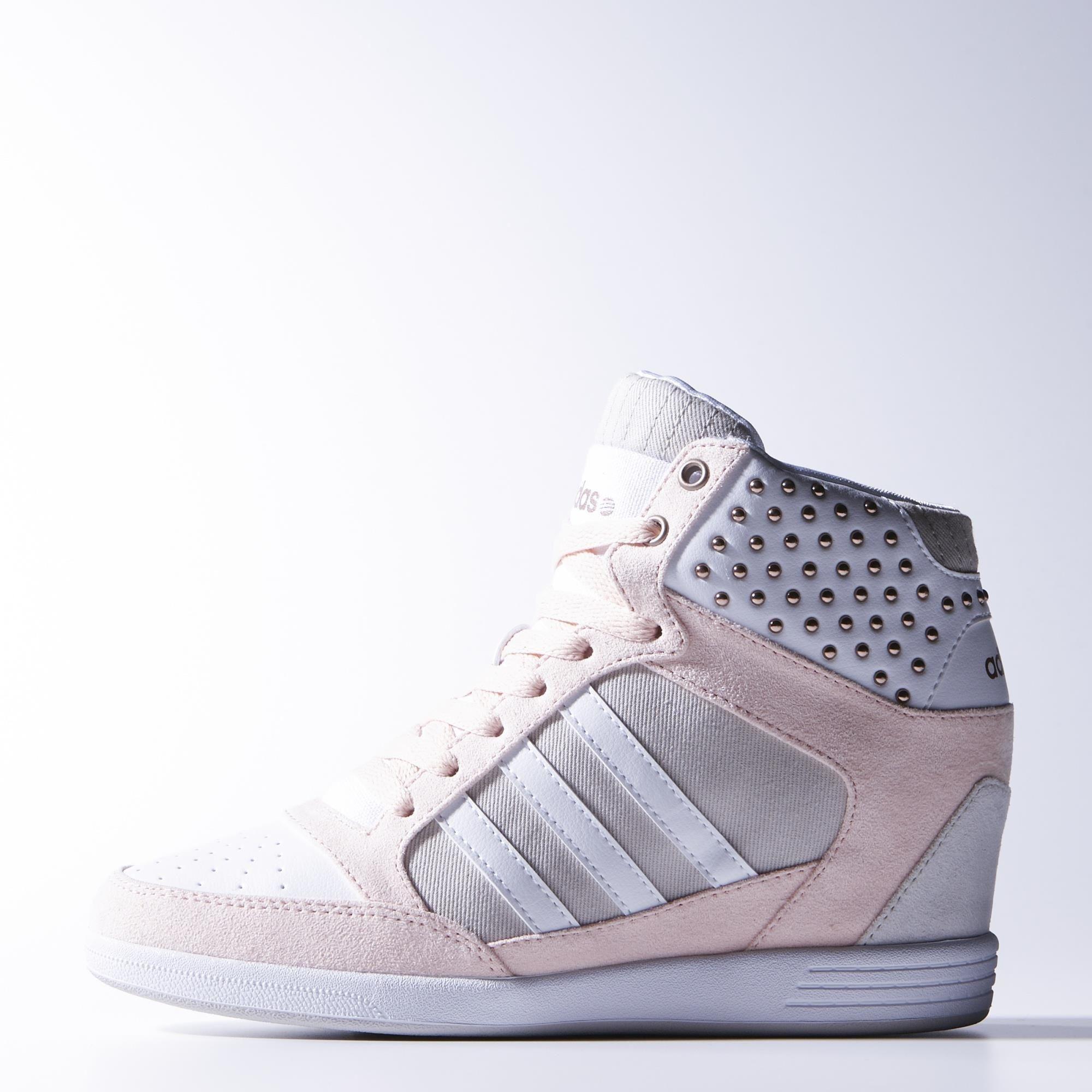 promo code 6ca38 7c939 ... adidas - Buty Super Wedge · Adidas NeoAdidas ShoesTop ... Adidas NEO  Super Wedge Shoes in Core BlackAmazon Red ...