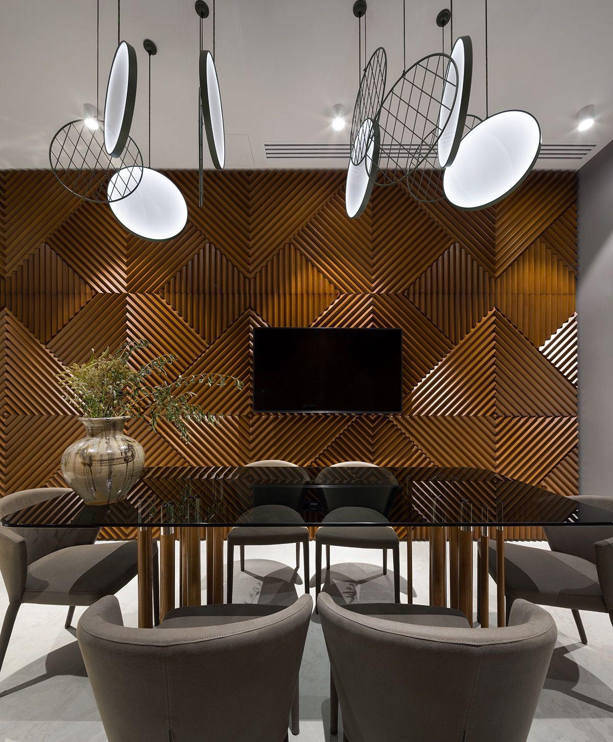 A Tour Of Oschadbank S Contemporary Kiev Office Modern Office