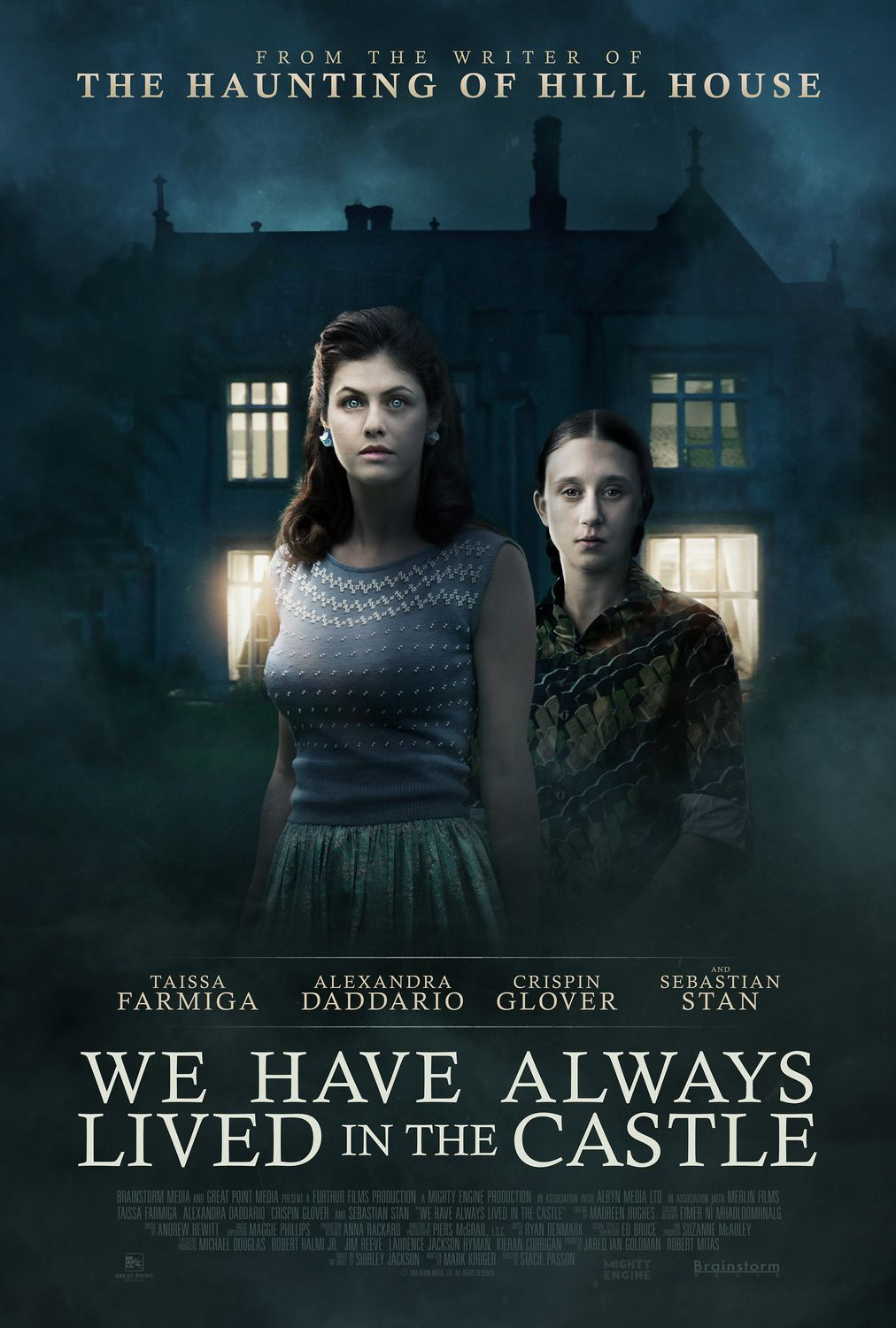 We Have Always Lived In The Castle Movie Review Filmes