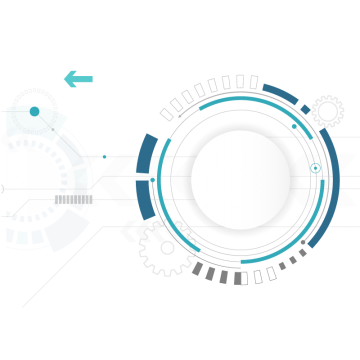 Abstract Circle Technology Background, Technology