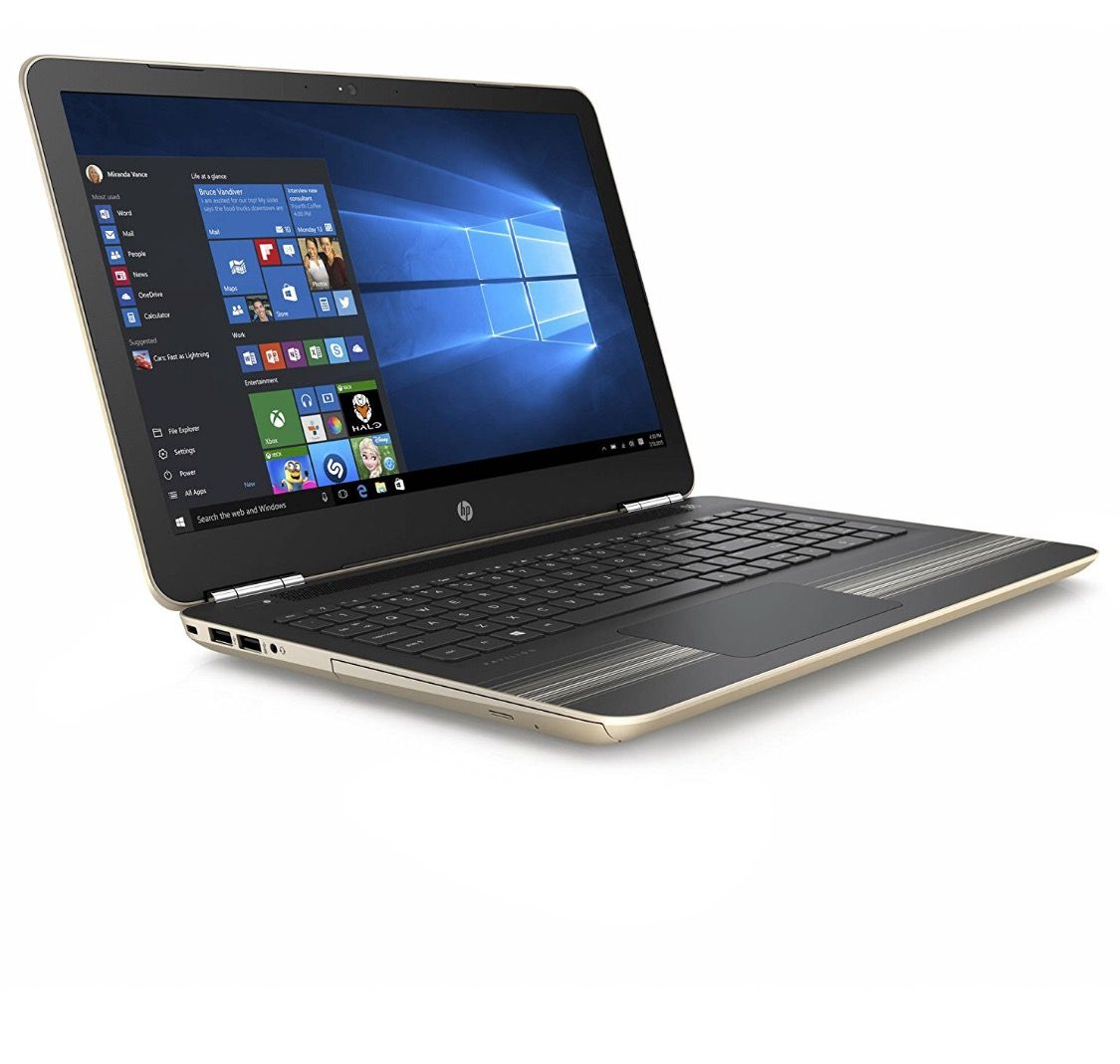 15.6 inch HP Pavilion premium flagship laptop computer
