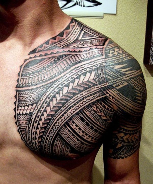 Cool Polynesian Tattoo Designs For Men 3 Polynesian Tattoo Designs Marquesan Tattoos Polynesian Tattoo