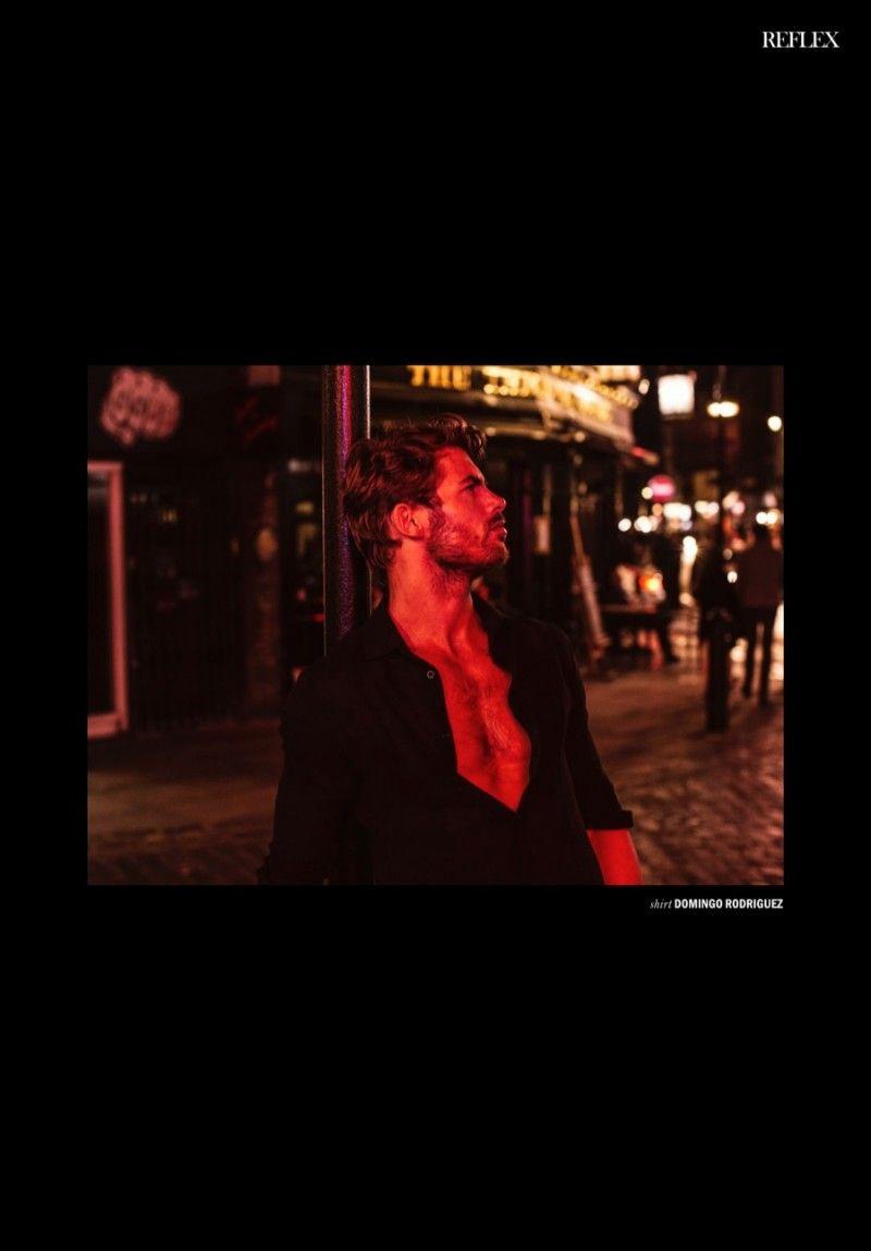 Sam Webb + Jacey Elthalion are West End Boys for Reflex Homme