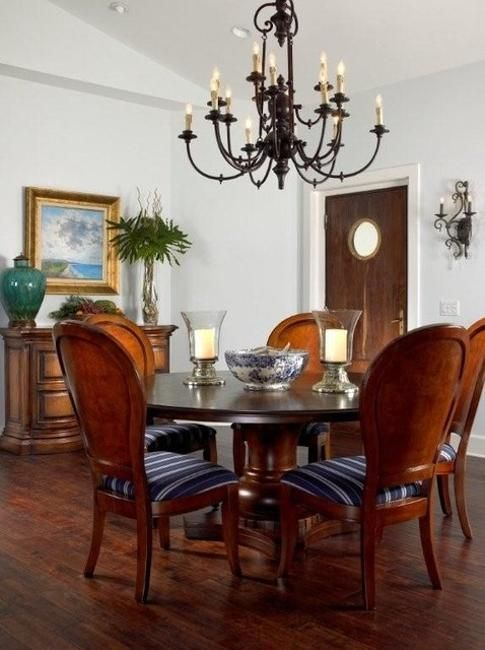 30 Modern Ideas For Dining Room Design In Classic Style Dining