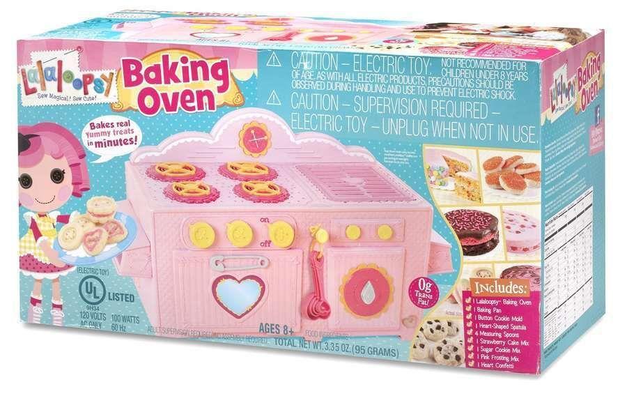 Lalaloopsy baking oven real food oven new hot toy lalaloopsy real lalaloopsy baking oven real food oven new hot toy forumfinder Images