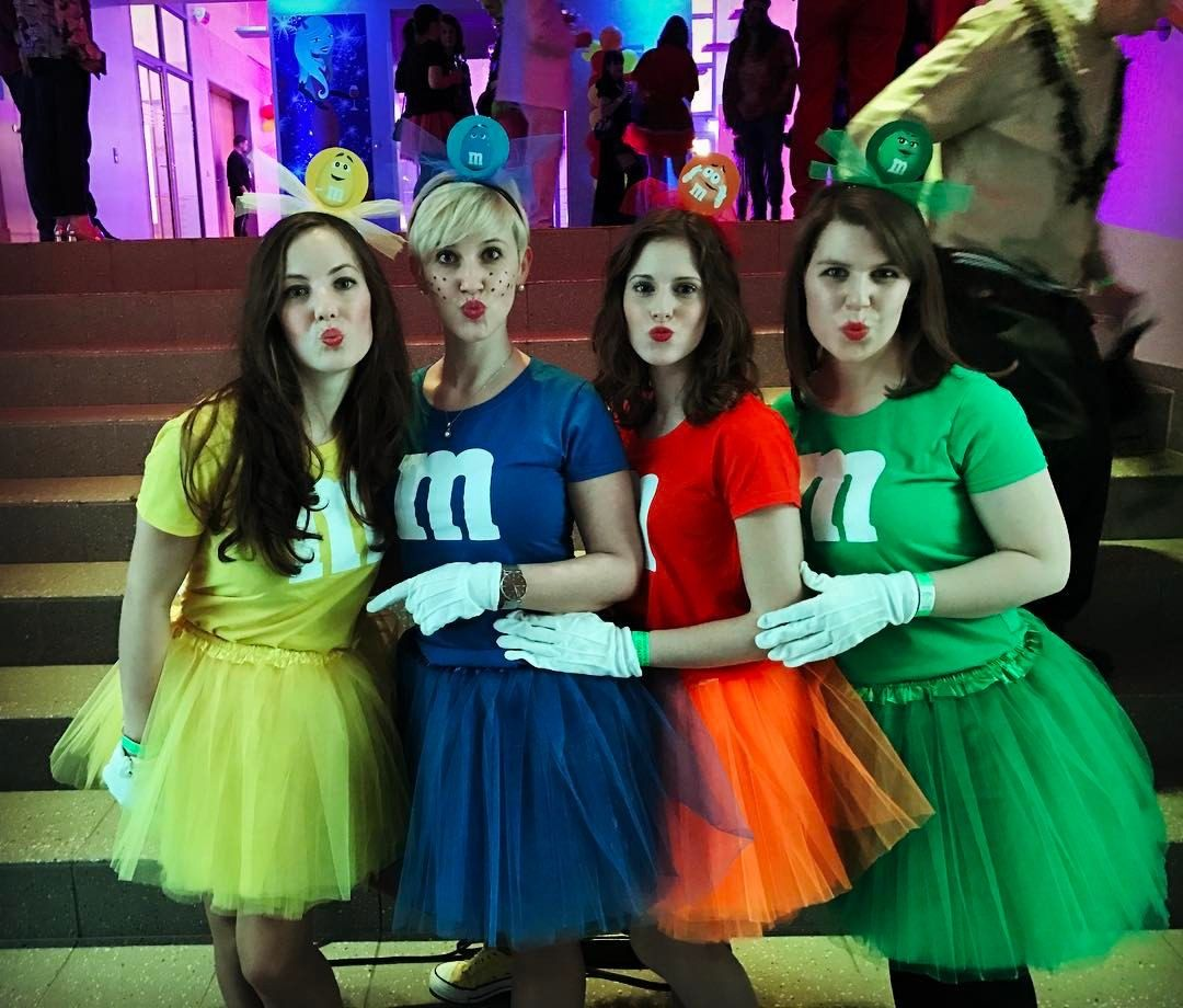 M&M #2019halloweencostumes