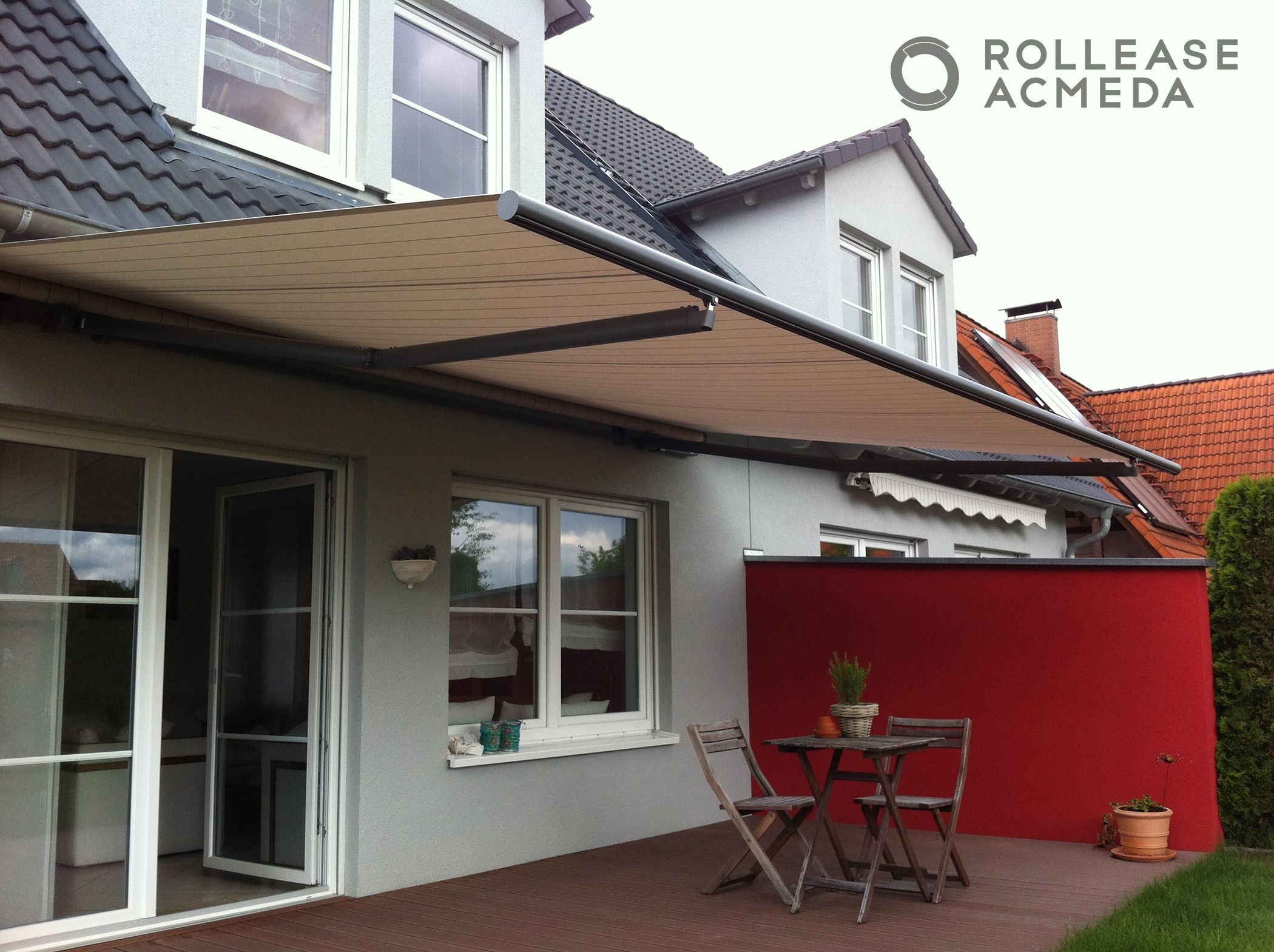 Folding Arm Awnings Melbourne & Yarra Valley | Window ...