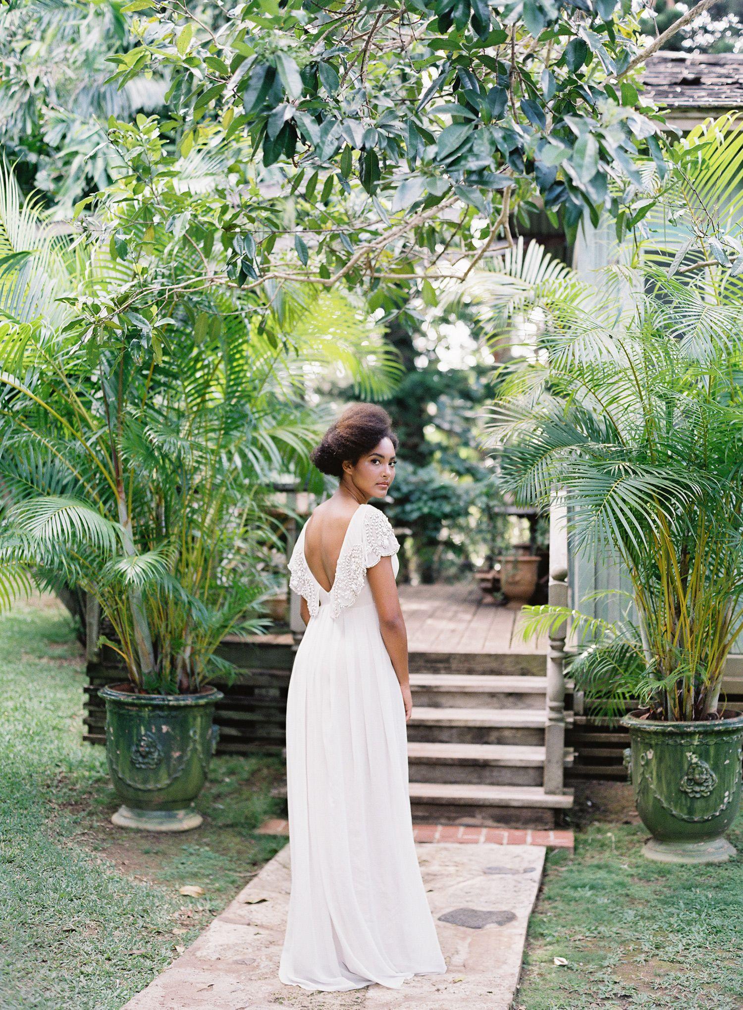 Romantic Traditional Hawaiian Wedding Haiku Mill Omalley