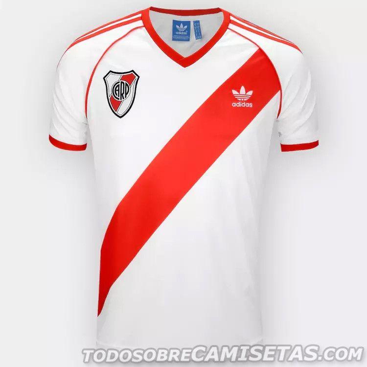 Línea River Plate adidas Originals 2016  90c5ecef07f87