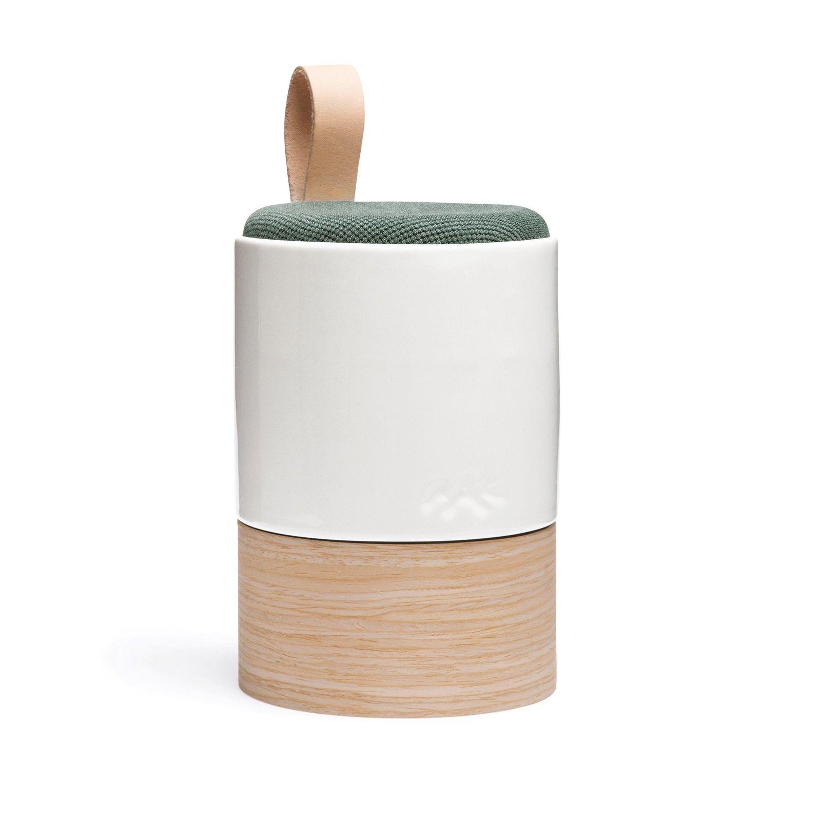 Fugato högtalare Krämvit H 17 cm