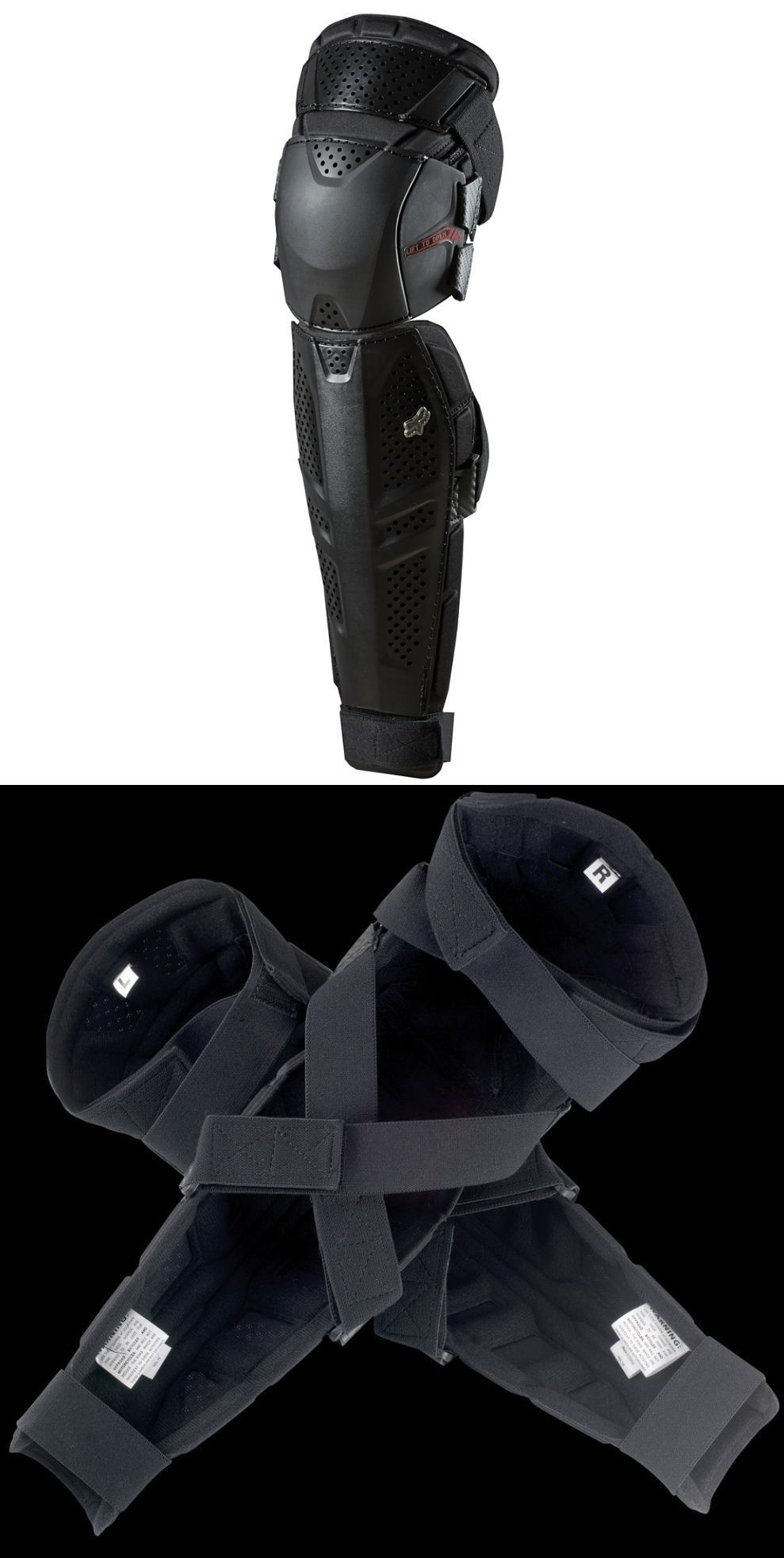 Protective Pads And Armor 42326 New Fox Racing Launch Pro Knee