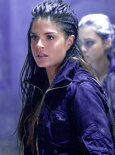 Octavia Blake in season 2 episode 9 , \u201cRemember me\u201d