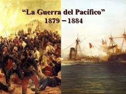34 - GUERRA DEL PACIFICO (1880)  –  Durante la Guerra del Pacifico, Faustino Piaggio no dudó un instante en enrolarse en las filas peruanas y luchó contra los chilenos, siendo apresado por las fuerzas del general Lynch.