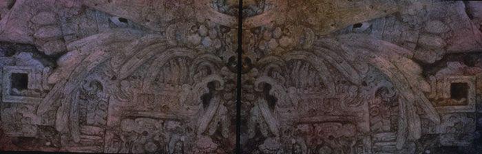 """Photofantasia Image -- """"Ancient Mayan Bat God"""""""