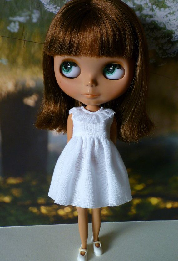 I just LOVE this Blythe doll!