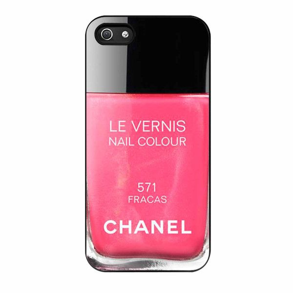 Chanel Nail Fracas Le Vernism iPhone 5s Case   Phone Case ...