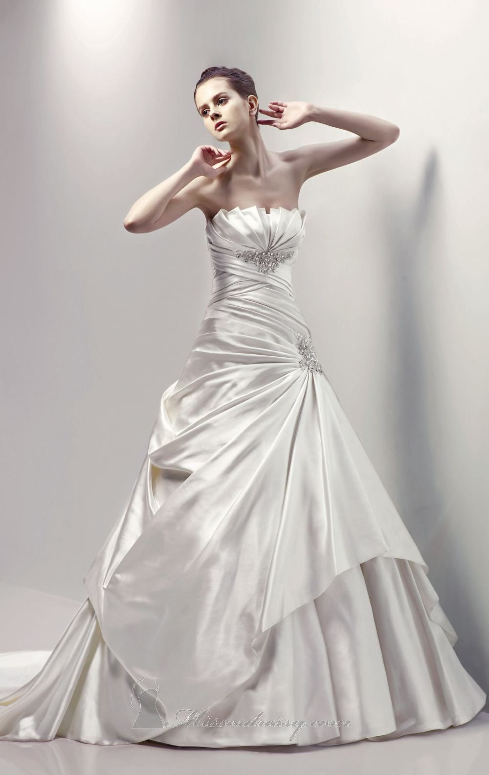 Enzoani calistoga dress missesdressy bridal fashion