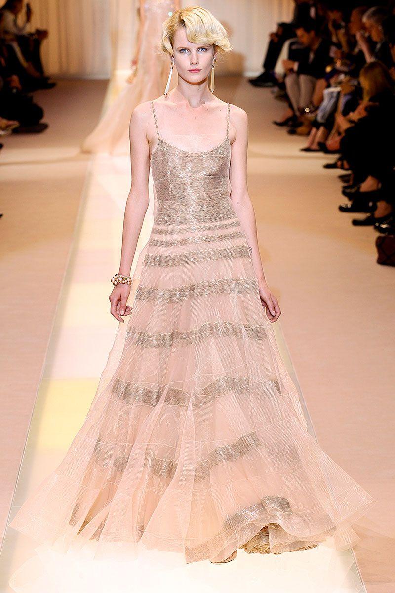 Armani Prive Haute Couture - Pasarela | Catwalk | Pinterest | Armani ...