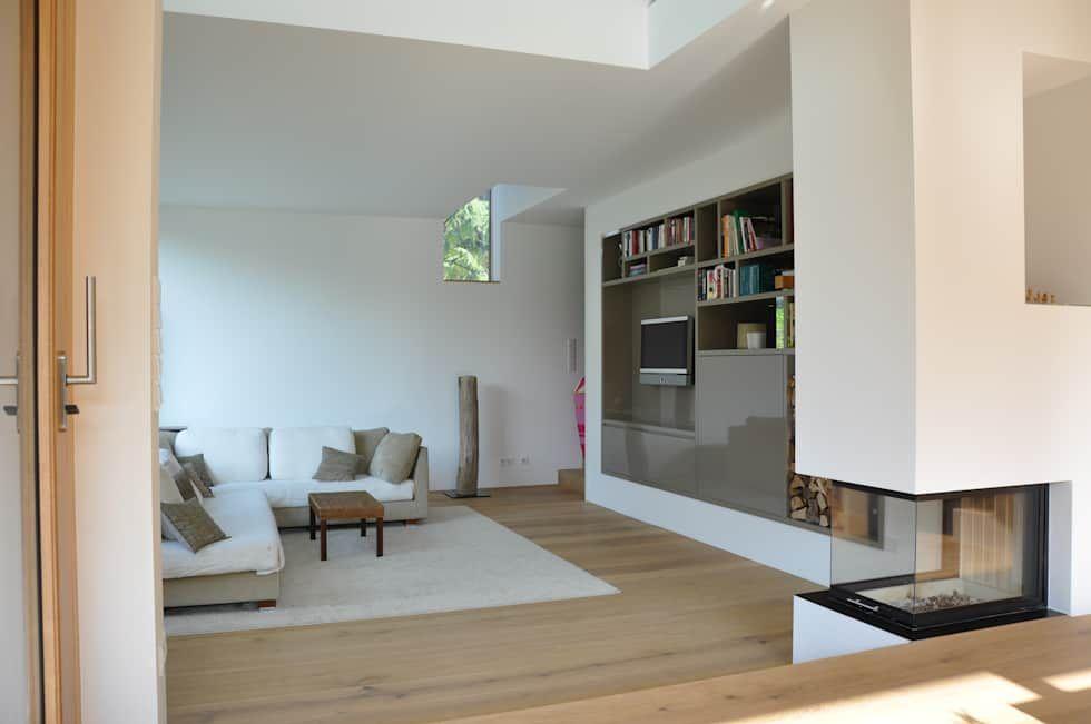 Moderne Wohnzimmer Bilder Wohnzimmer mit Kamin - moderne wohnzimmer mit kaminofen