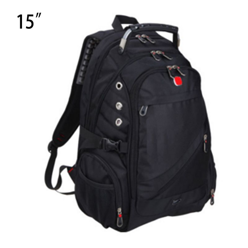 a9edf241736c Backpacks Black laptop school backpack travel bags men notebook waterproof  oxford bag Travel backpacks for man 14 15 inch  3 This is an AliExpress  affiliate ...