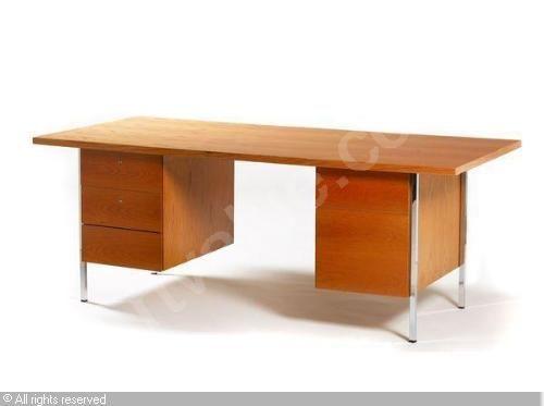 Bureau Double Pedestal Desk 1503e Sold By Artcurial Briest Poulain F Tajan Paris On Tuesday June 26 2012