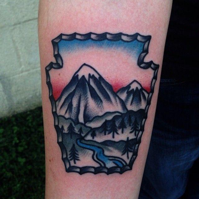 Mike Adams Tattoo