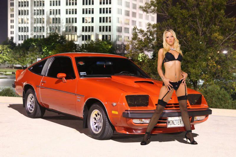 Just A Car Geek: 1977 Chevrolet Monza Spyder V8 - Craigslist Find