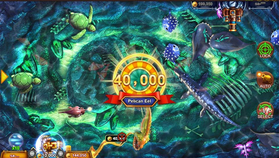 How To Win At The Fish Table 8 Tips To Win In Online Fish Shooting Game Shooting Games Fishing Game Games