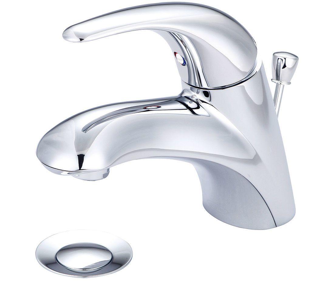 Legacy Single Handle Centerset Bathroom Faucet Single Handle