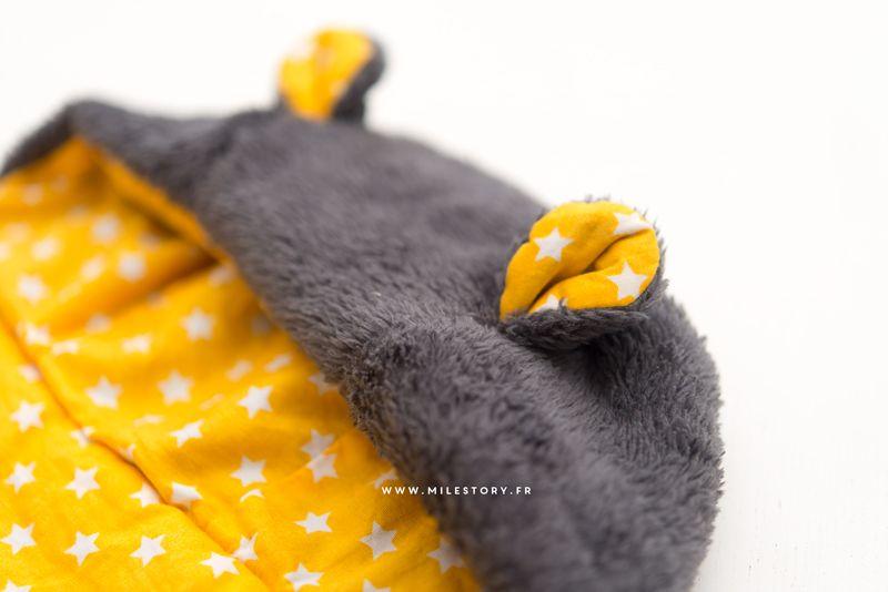 DIY couture   Tuto Bonnet ourson bébé   enfant   petite crea ... abc28b2e0c7