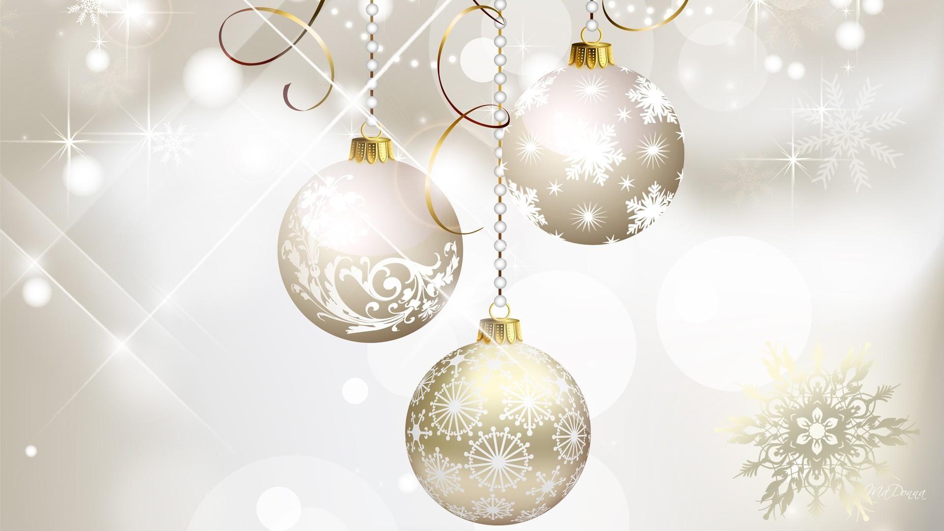 Gold Christmas Wallpaper Christmas Silver Gold Hd