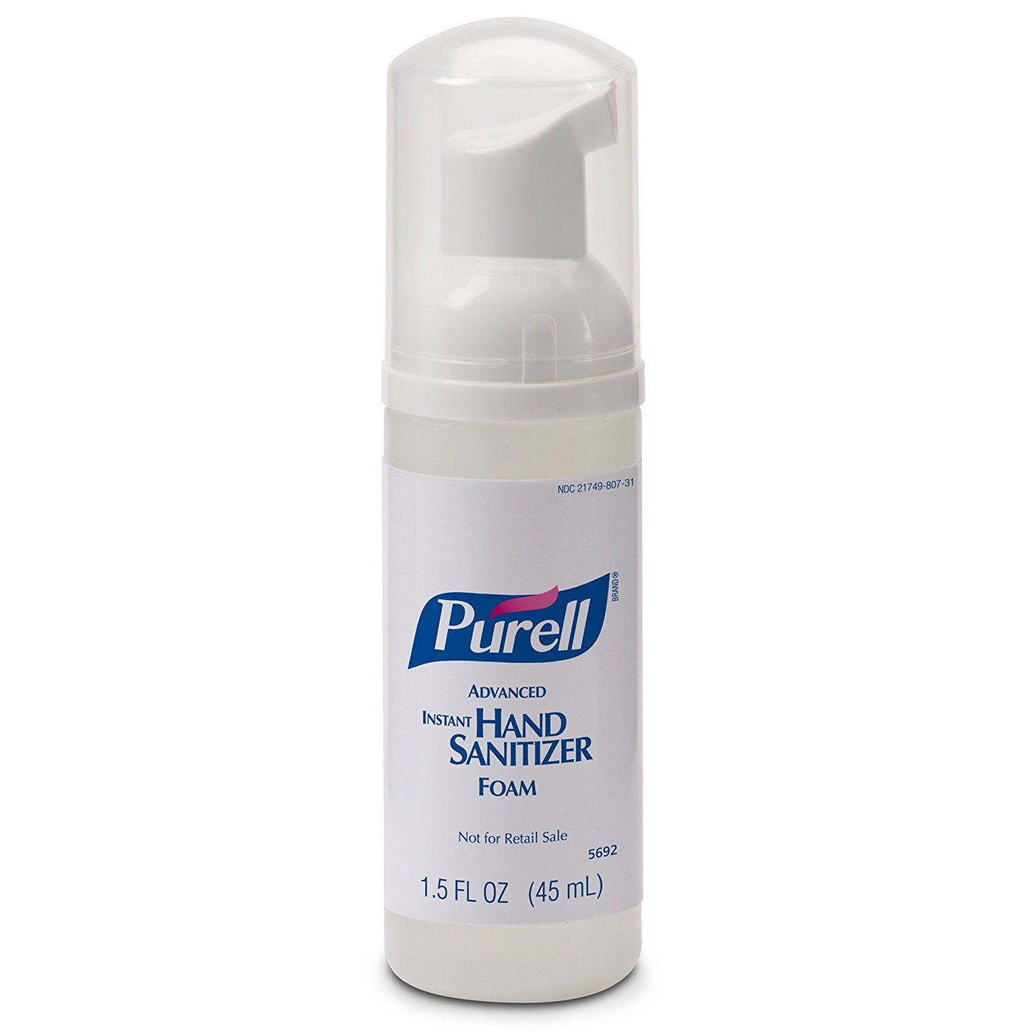 Purell 569224 Advanced Non Aerosol Foaming Hand Sanitizer W