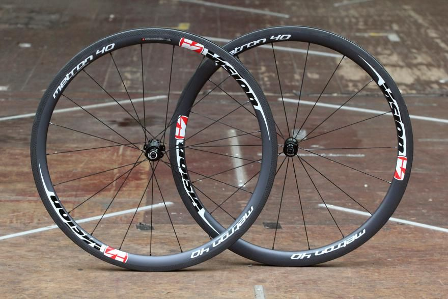 Vision Is Known For Making Budget Wheelsets That Are Slim And Have