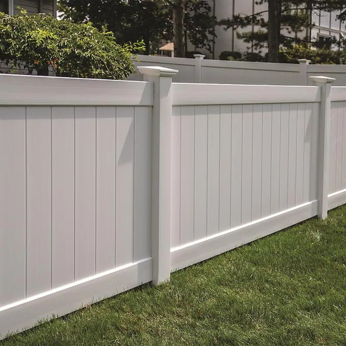 Vinyl Fence Gallery Privacy Fence Designs Fence Design Privacy Fence Landscaping