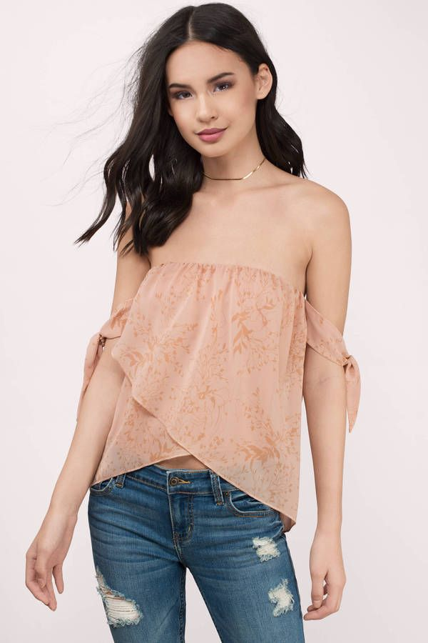 1a634dfde Sierra Strapless Top from Tobi - Designed in LA. Shop the latest. Shop the  hottest.
