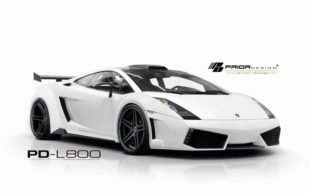 Prior Design Lamborghini Gallardo Pdl Bodykit Supercar Body