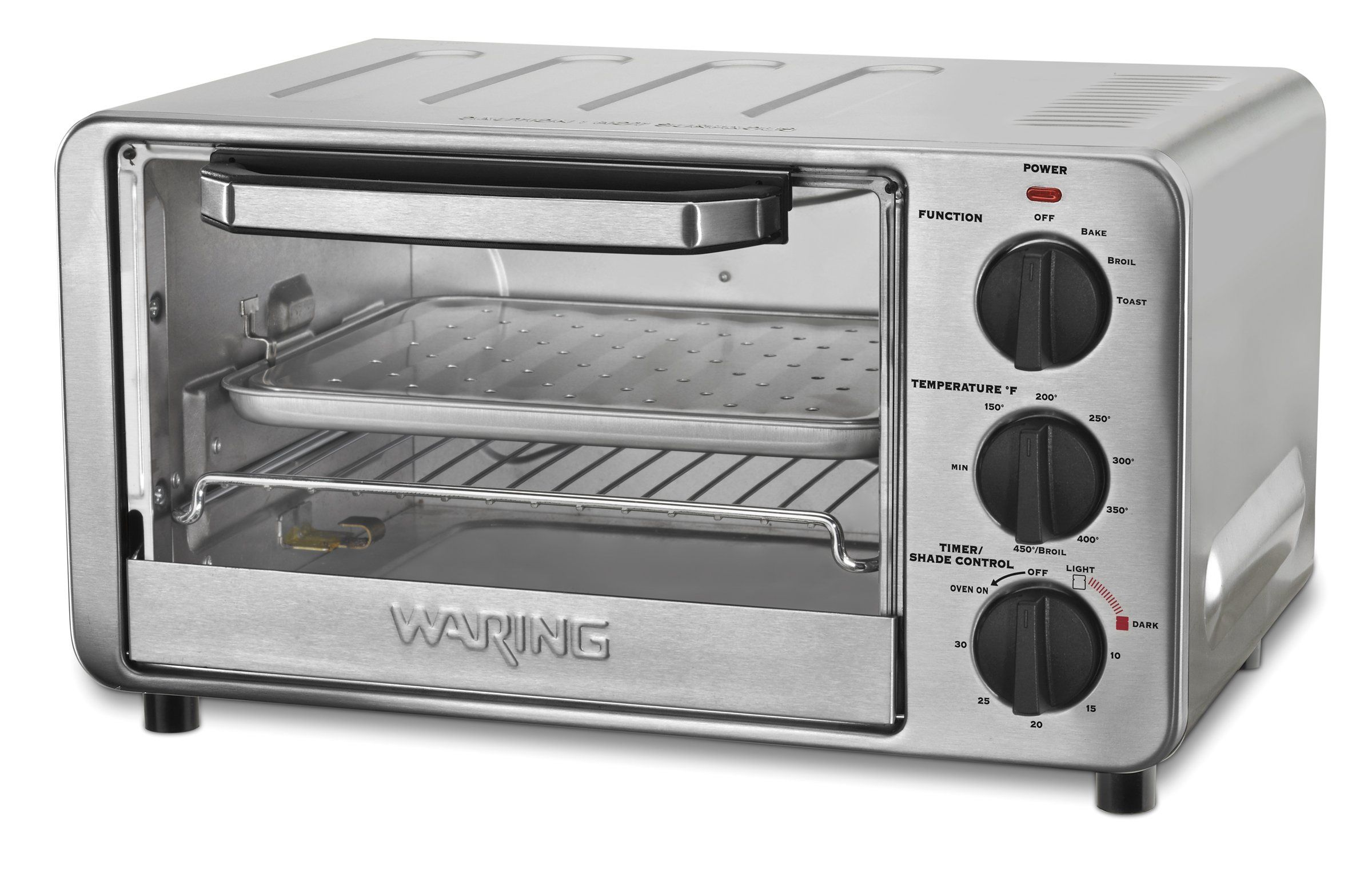 shop waring small pl resource convection stainless kitchenaid lowes slice at com toasters ovens toaster oven appliances steel