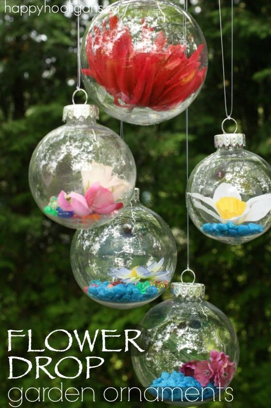 Clear Christmas Ornaments Craft Ideas Part - 48: Craft · Turn Clear, Plastic Ornaments ...