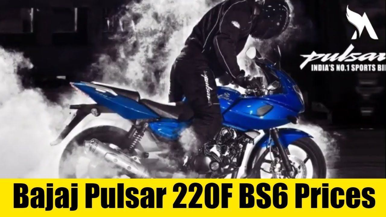 2020 Bajaj Pulsar 220f Bs6 Launched In India 1 16 Lakh Bs6 Pulsar 22 In 2020 Pulsar India Bike Prices