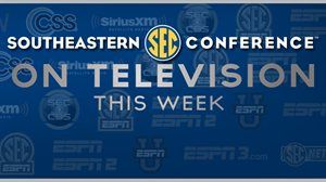 Find out where you can find the SEC on TV this week.