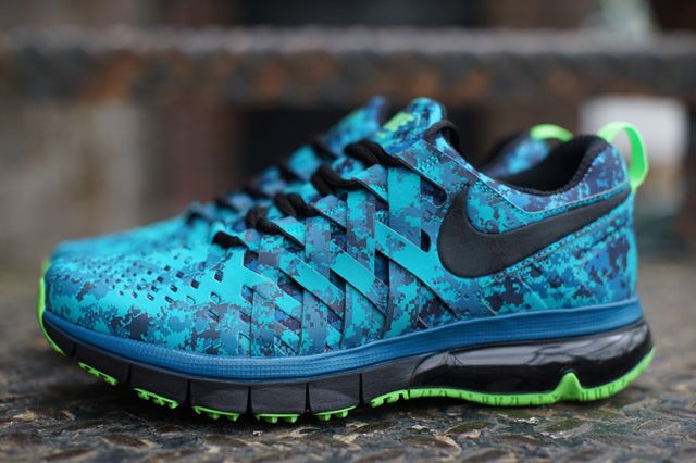 Nike Fingertrap Max Nrg Blue Camo