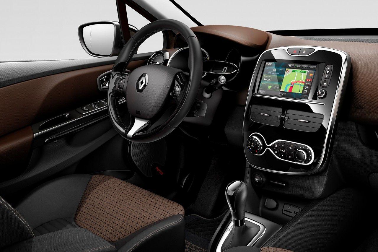 2013 Renault Clio 4 Interior Renault Clio
