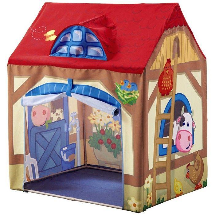 The Most Adorable Diy Playhouse Decoracion Para Ninos Casitas Para Ninas Espacios Para Ninos